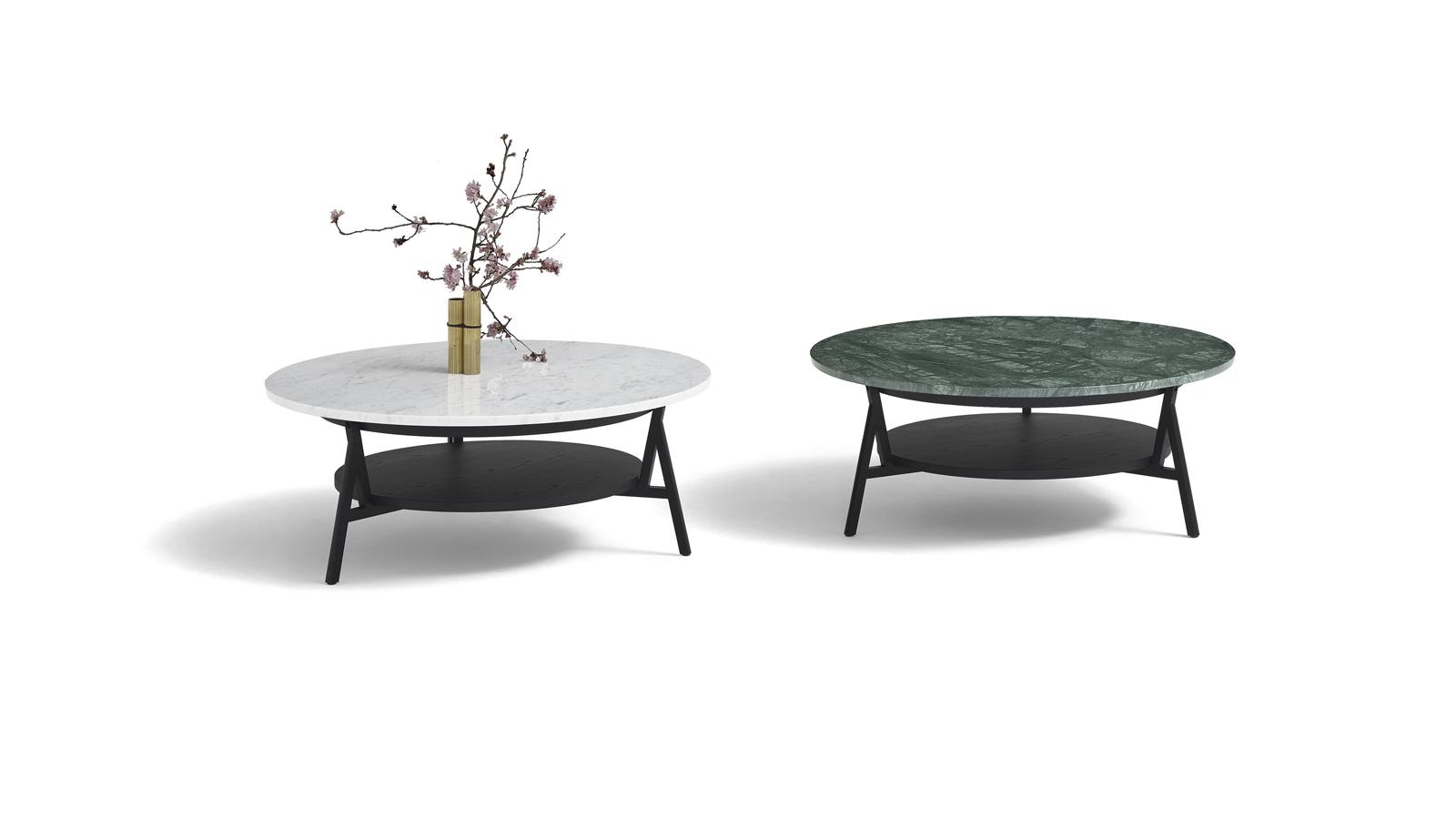 Arflex Cradle Small Table Sofa Armchair Design Neri Hu Arflex